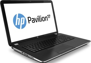 "17.3"" Ноутбук HP Pavilion 17-e015sr"