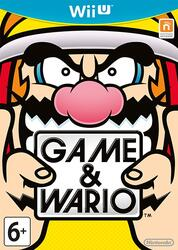 Игра для Wii U Game & Wario