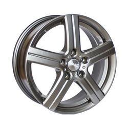 Автомобильный диск литой Скад Монолит 6,5x16 5/112 ET 40 DIA 98,5 Грей
