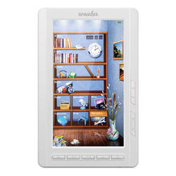 7'' Электронная книга Wexler T7011 белый