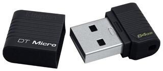 Память USB Flash Kingston DataTraveler Micro 64 Гб
