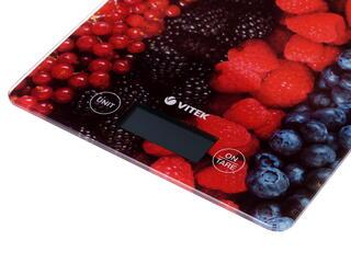 Кухонные весы Vitek VT-2422 MC красный