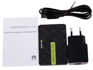 "7"" Планшет Huawei MediaPad T1 7 3G 8 Гб 3G серебристый"