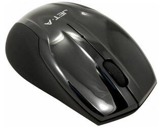 Мышь беспроводная Jet.A Black Style OM-U28G