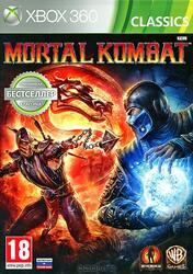 Игра для Xbox 360 Mortal Kombat. Komplete Edition
