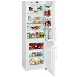 Холодильник с морозильником Liebherr CU 3503-22 001 белый