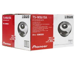 Автосабвуфер активный Pioneer TS-WX610A
