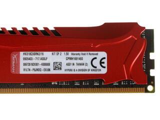 Оперативная память Kingston HyperX Savage [HX318C9SRK2/16] 16 Гб