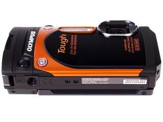 Компактная камера Olympus Tough TG-860 оранжевый