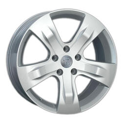 Автомобильный диск литой Replay FD58 8x18 5/114,3 ET 44 DIA 63,3 Sil