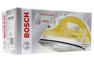 Утюг Bosch TDA2325 желтый