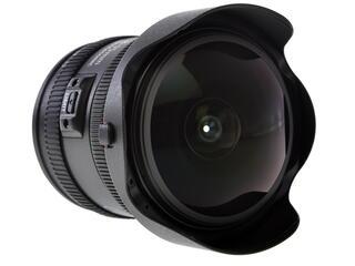 Объектив Canon EF 8-15mm F4.0 L USM