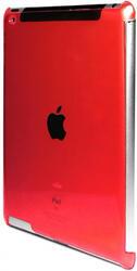 Накладка для планшета Apple New iPad красный