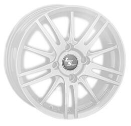 Автомобильный диск Литой LS 227 6x14 5/100 ET 35 DIA 57,1 White
