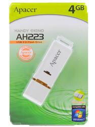 Память USB Flash Apacer Handy Steno AH223 4 Гб