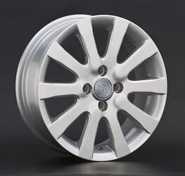 Автомобильный диск литой Replay GN77 6x15 4/100 ET 39 DIA 56,6 Sil