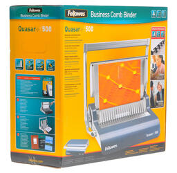 Брошюровщик Fellowes Quasar+ FS-5620701