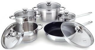 Набор посуды Supra SYS-N1046Kit Yumi new