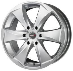Автомобильный диск литой MAK Raptor6 7,5x17 6/139,7 ET 30 DIA 106,1 Silver GG