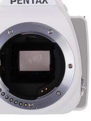 Зеркальная камера Pentax K-S1 kit DA L 18-55mm белый