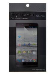 "4.5""  Пленка защитная для смартфона Highscreen Alpha Rage"