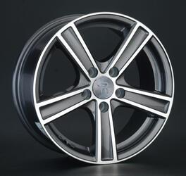 Автомобильный диск литой LegeArtis A62 7x17 5/112 ET 37 DIA 66,6 GMF