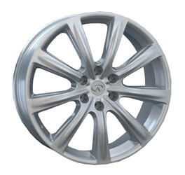 Автомобильный диск Литой Replay INF12 8x22 6/139,7 ET 30 DIA 77,8 Sil