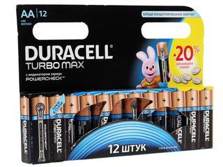 Батарейка Duracell Turbo Max LR6-BL12