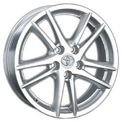 Автомобильный диск литой Replay TY109 7x17 5/114,3 ET 45 DIA 60,1 Sil
