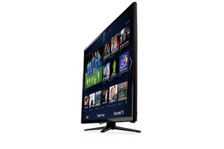 """40"""" (101 см)  LED-телевизор Samsung UE40F6330 черный"""