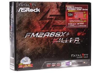 Материнская плата ASRock Fatal1ty FM2A88X+ Killer