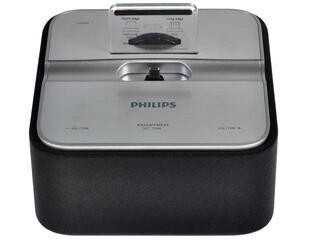 Док станция Philips AS130/12 черный, серебристый