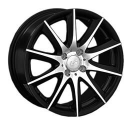 Автомобильный диск Литой LS 286 6,5x15 5/112 ET 45 DIA 57,1 BKF