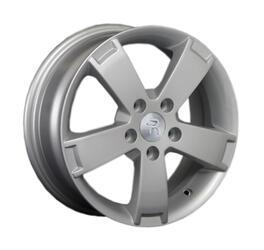 Автомобильный диск литой Replay FD13 6x15 5/108 ET 52,5 DIA 63,3 Sil