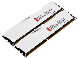 Оперативная память Kingston HyperX FURY White Series [HX316C10FWK2/8] 8 ГБ
