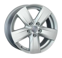 Автомобильный диск литой Replay RN109 6,5x16 5/112 ET 45 DIA 60,1 Sil