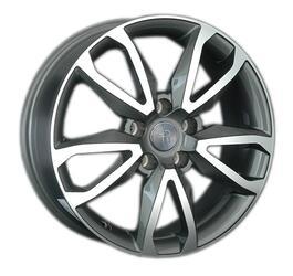 Автомобильный диск литой Replay KI109 6,5x17 5/114,3 ET 35 DIA 67,1 GMF