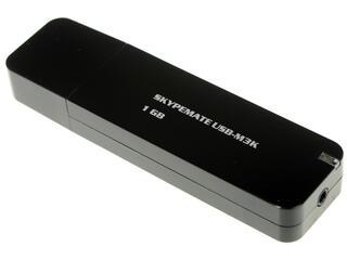 USB-телефон SkypeMate USB-M3K черный