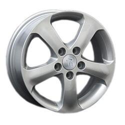 Автомобильный диск Литой Replay KI32 6x16 5/114,3 ET 51 DIA 67,1 Sil