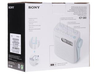 Радиоприёмник Sony ICF-S80