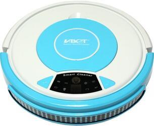 Пылесос-робот V-bot TRV-12 серый, голубой