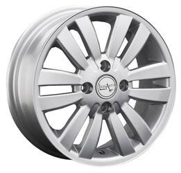Автомобильный диск Литой LegeArtis RN10 5,5x14 4/100 ET 43 DIA 60,1 Sil