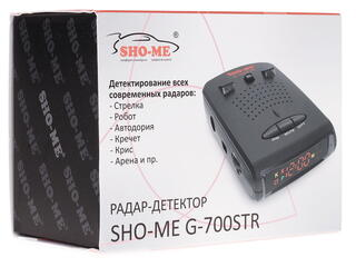 Радар-детектор Sho-Me G-700STR