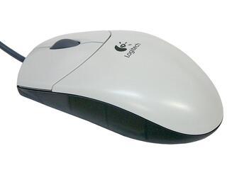 Мышь проводная Logitech Scroll Wheel Optical Mouse