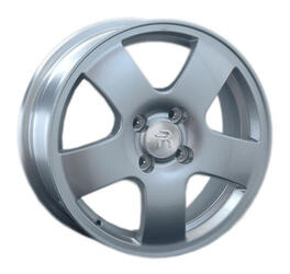 Автомобильный диск литой Replay HND87 6x15 4/100 ET 48 DIA 54,1 Sil