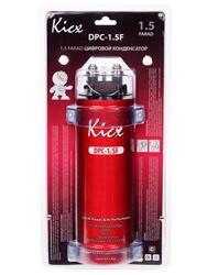 Автомобильный конденсатор Kicx DPC 1.5F