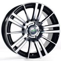 Автомобильный диск Литой Nitro Y615 6,5x15 5/100 ET 38 DIA 73,1 BFP