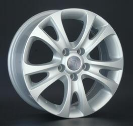 Автомобильный диск литой Replay VV135 6,5x16 5/112 ET 42 DIA 57,1 Sil
