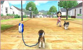 Игра для 3DS Nintendogs + Cats. Французский бульдог и новые друзья