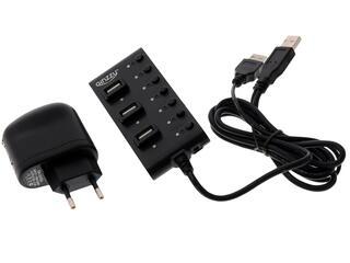 USB-разветвитель GiNZZU GR-487UA